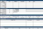 Project Management Closure Template
